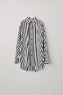 ACNE STUDIOS Stella Striped Poplin skjorte striber-20