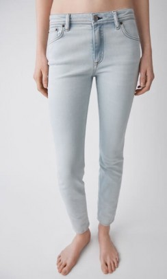 Acne Studios Climb jeans - light blue