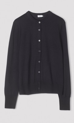 FILIPPA K Merino Short Cardigan sort-20
