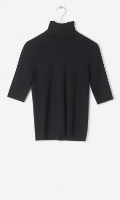 Merino Elbow sleeve top, Filippa K