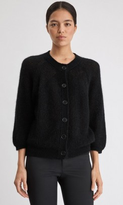 FILIPPA K Charlotte cardigan sort-20