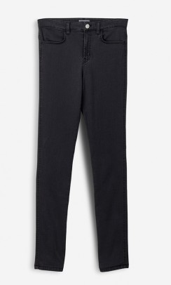 FILIPPA K Lola Super Stretch Jeans sort-20
