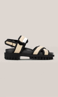 GANNI S1181 Hiking Sandals