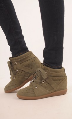 ISABEL MARANT Bobby sneakers-20