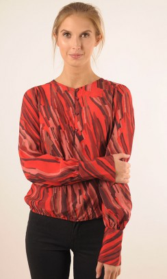 RODEBJER Astie bluse-20