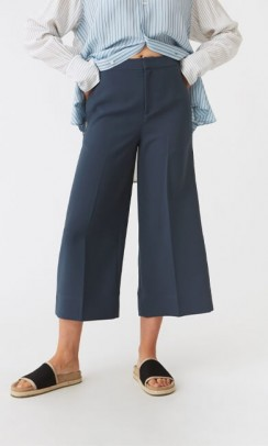 Hope frame trousers - navy