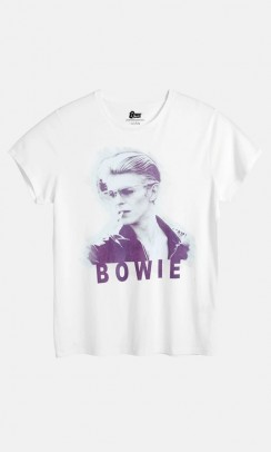ICON t-shirt - Smoking Bowie