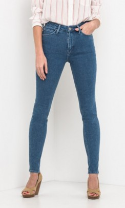 LEE Scarlett high mid stone denim-20