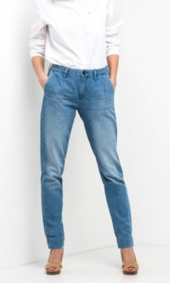LEE Slim Chino Idaho Worn-20
