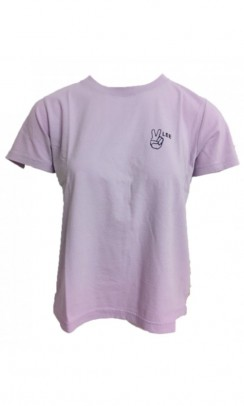 LEE t-shirt lilla-20