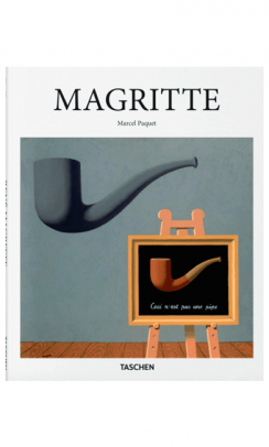 Magritte Basic Art Series coffee table book-20