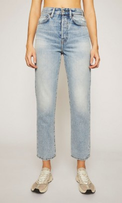 Acne Studios Mece jeans - light blue