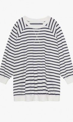 MOSHI MOSHI MIND November Sweat Stripe-20
