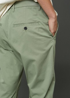 HOPE News Edit Trousers pale green-20