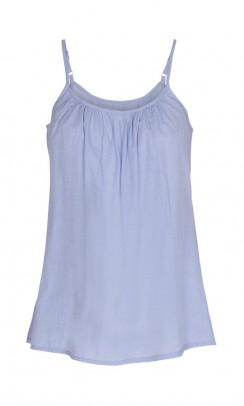 MOSHI MOSHI Night top chambray
