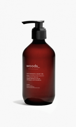 WOODS Copenhagen Nourishing Body Oil 200 ml-20