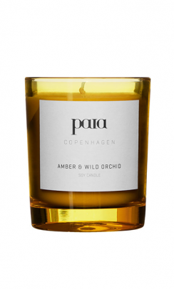 PAIA CPH Amber and wild orchid duftlys 240 g-20