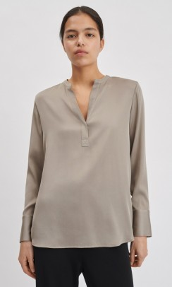 Pull-on Silk Blouse, Filippa K