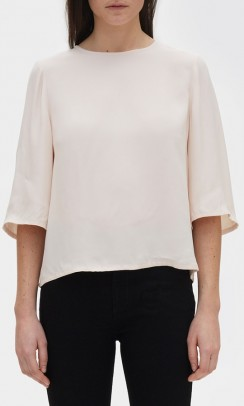 RODEBJER Cadence bluse creme-20