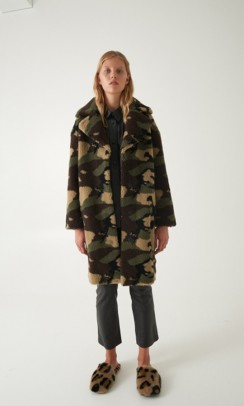 STAND Camille jakke camouflage-20