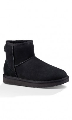 UGG Classic Mini støvle sort-20