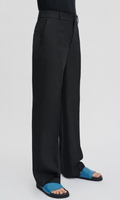 FILIPPA K Hutton suiting bukser sort-20