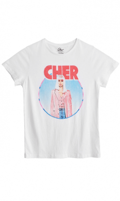ICON t-shirt Cher Pastel-20
