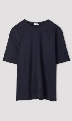 FILIPPA K Annie cotton t-shirt blå-20