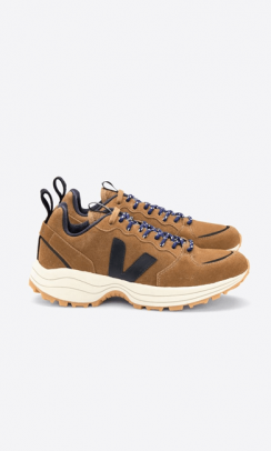 VEJA Venturi sneakers Suede Brown Black-20