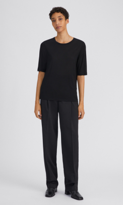 FILIPPA K Elena Tencel Tee-Sort-20