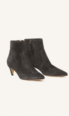 ISABEL MARANT Derst støvler faded black-20
