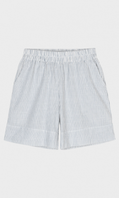 AIAYU Shorts Long Striped Iceland-20