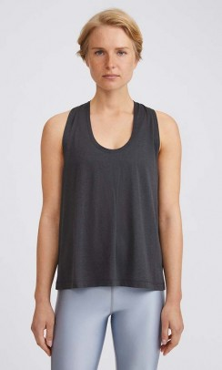 FILIPPA K Twist Layer Tank top grå-20