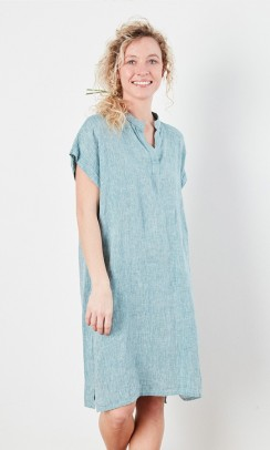 Ylva Dress, Linen By Krebs