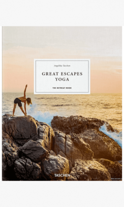 Great Escapes Yoga coffee table book-20